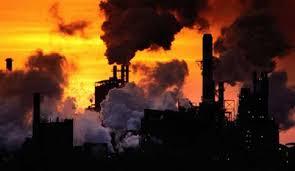 Poluição atm