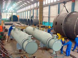 heat exchanger high pressure